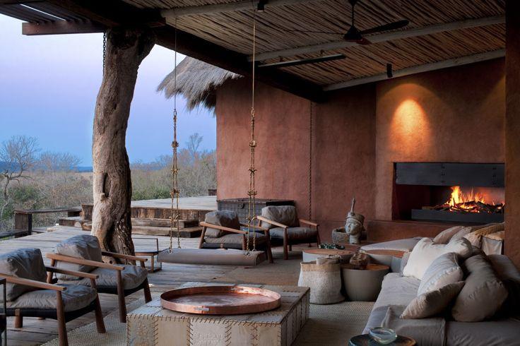 Leobo Private reserve Villa privée afrique sil-sweet lodge