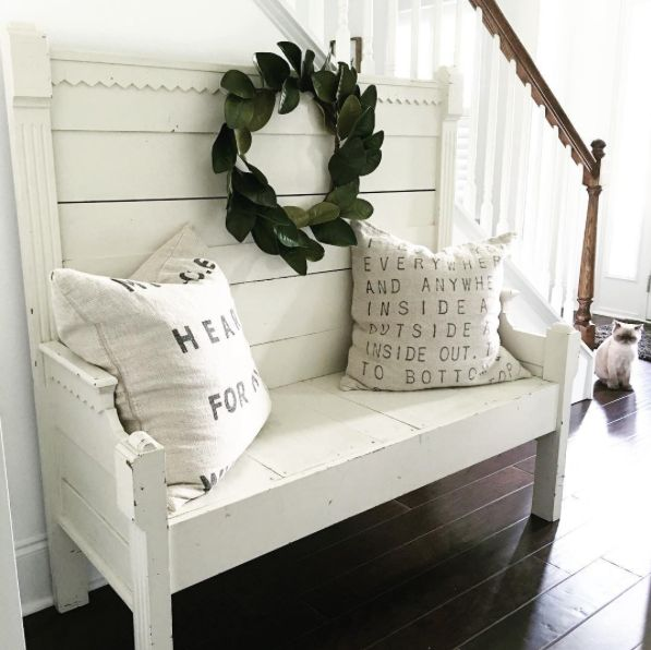 Foyer Seating Year : Best foyer decorating ideas that you will like on
