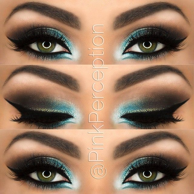 25+ best ideas about Turquoise makeup on Pinterest | Turquoise eye ...