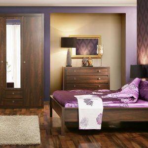 Purple Brown Bedroom Decorating Ideas