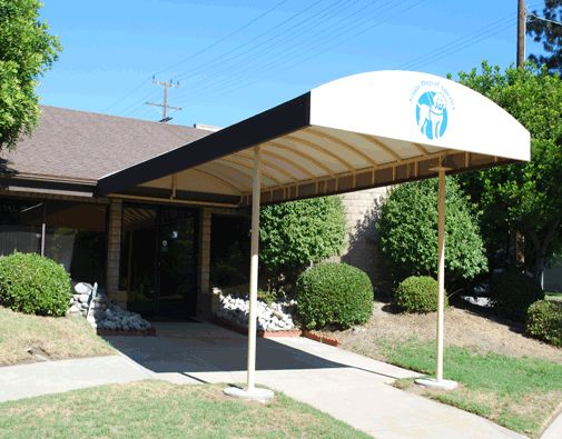 Custom Canopies - Industrial Canopies | Canopy Gallery |