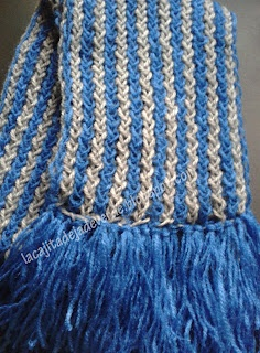 Diy scarf, Scarfs and DIY and crafts on Pinterest