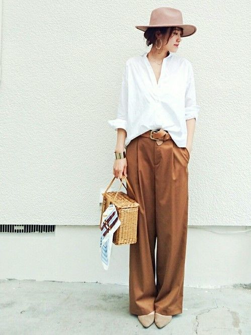 夏は色っぽく着痩せを目指す♡ビックシルエットシャツがかわいい! - Locari(ロカリ)
