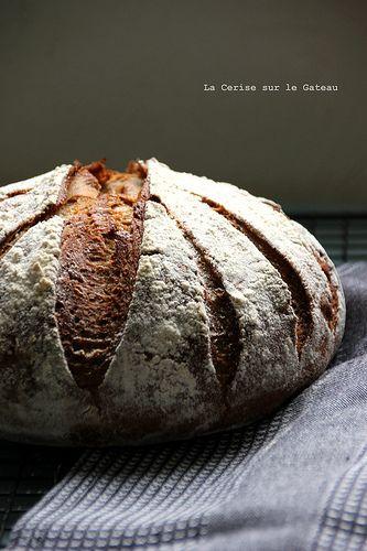pain de sarrasin à la guinness