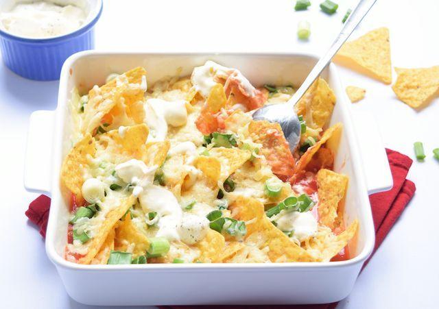 5 or less: Tortilla schotel | Chickslovefood.com | Bloglovin'