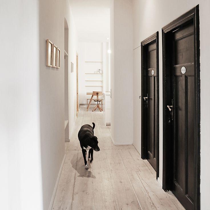 Deco Couloir Blanc. Ides De Dcoration Pour Decoration Couloir ...