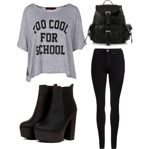 A fashion look from November 2014 featuring Boohoo t-shirts and Dr. Denim jeans. Browse and shop related looks.