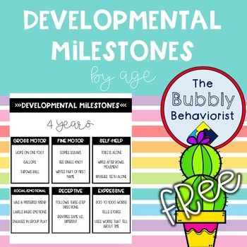 69 best applied behavioral analysis images on pinterest here are developmental milestones handouts for ages 1 through 6 fandeluxe Image collections