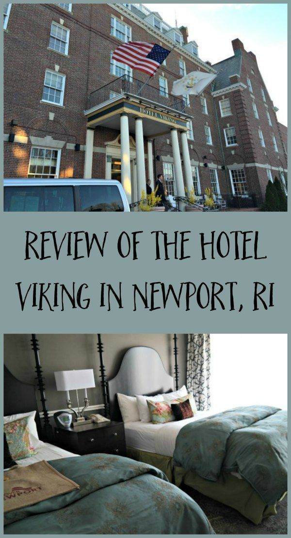 review we are family package at the hotel viking in newport rh co pinterest com