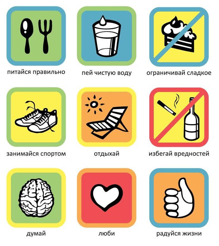 Что такое здоровый образ жизни, и каковы его составляющие