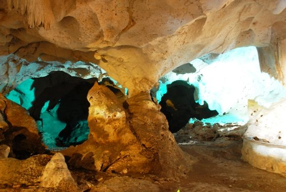 Green Grotto Caves tour from Falmouth Trelawny Jamaica