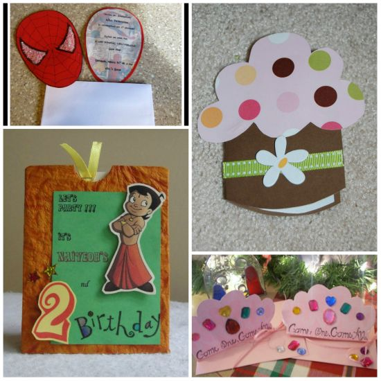 Cool Birthday Party Invitations For Kids Bagvania Invitation Pinterest And