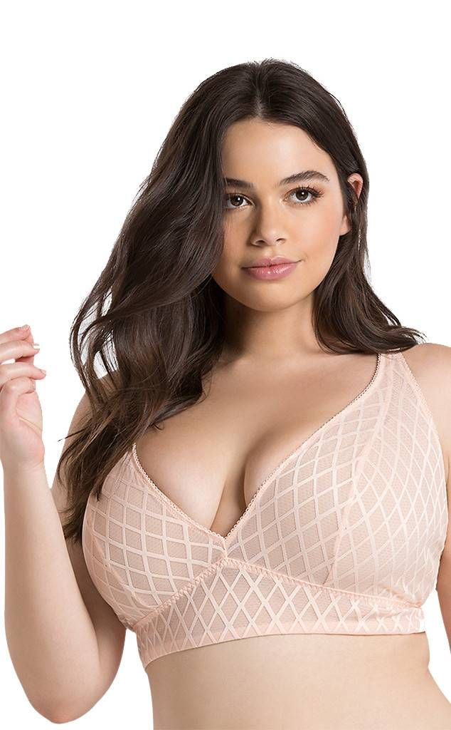 782e75b048 Soma from Bralettes for Busty Babes Pink Bralette