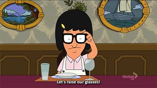 "Tradition is boring. Have a little fun with conventions. | 31 Things ""Bob's Burgers"" Can Teach You About Life, Family, And Butts"