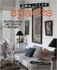Creative Spaces: Inspired Homes and Creative Interiors by Geraldine James #IndigoFaves #Design