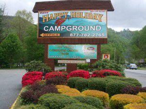 Happy Holiday RV Village- Cherokee, NC- Passport America Campgrounds