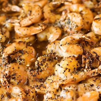This is an extremely delectable take on the Spicy Shrimp (a standard southern shrimp dish) I posted here in the early days of The Pioneer Woman Cooks. It's similar to the old standby in that you si...