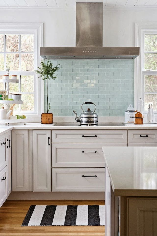 Kitchen With Subway Tile Backsplash Concept Best 25 Glass Backsplash Kitchen Ideas On Pinterest  Glass .
