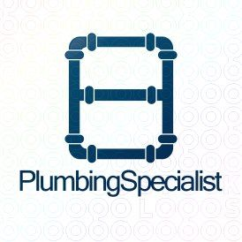 Exclusive Customizable Plumbing  Logo For Sale: Plumbing Specialist | StockLogos.com