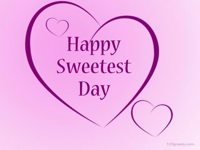 34 best Sweetest Day images on Pinterest | Happy sweetest day ...