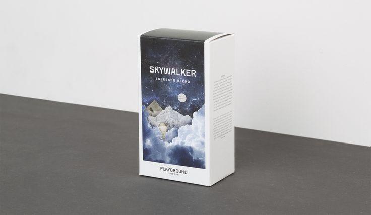 Skywalker Espresso ganze Bohne online kaufen | Gegessen wird immer