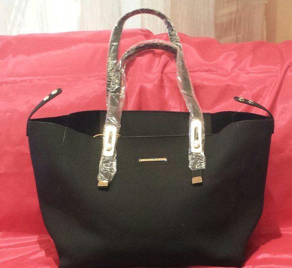 Susen Genuine Leather Tote Bag