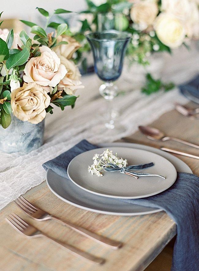 Delicate Spring Wedding Inspiration - Lindsey Brunk