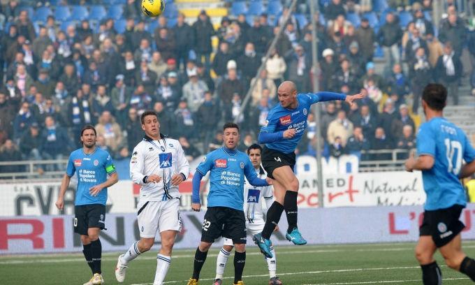 Novara - Atalanta 0-0 #24agiornata