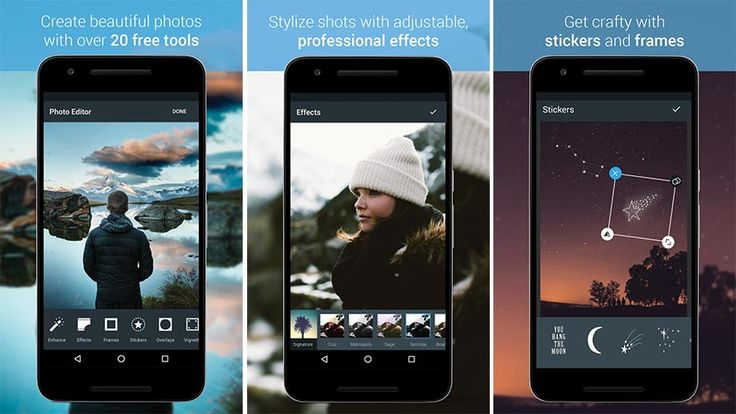 aviary best photo editor apps for android