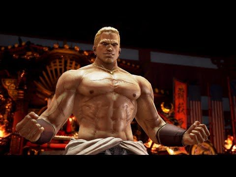 Tekken 7 : Geese Howard gameplay Revealed. - Anime, Comics, Video game, Movies & TV Show news. - Jrnotjnr.com