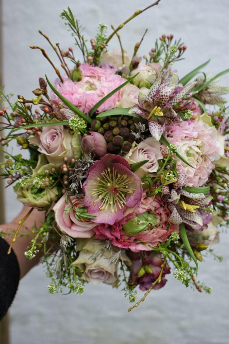 bouquet by Miss Iberis