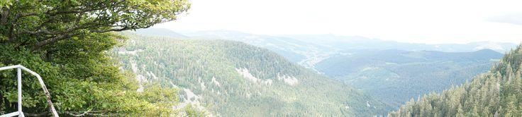 Col de la Schlucht, Vosges - France