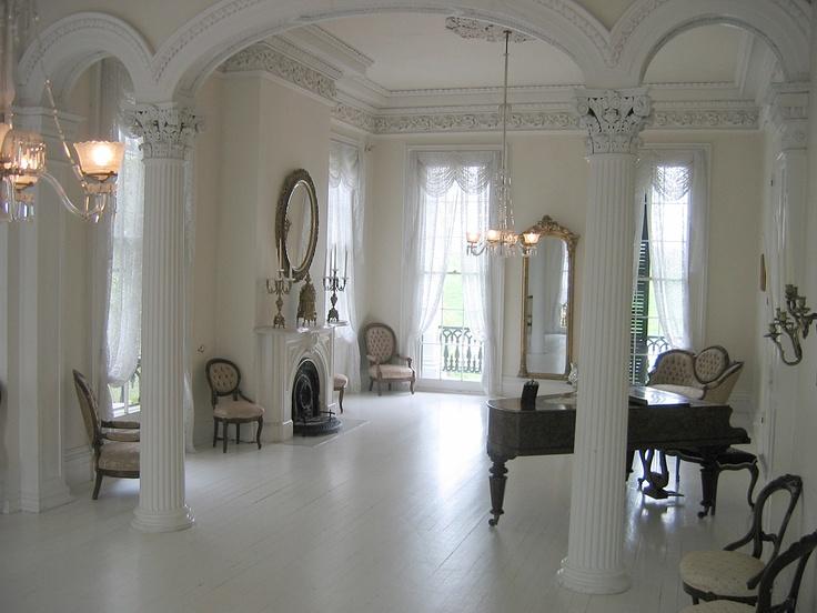 Ballroom in the Plantation