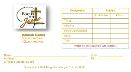 church offering envelope templates for your church tithing needs at. Black Bedroom Furniture Sets. Home Design Ideas