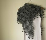 crochet lace scarf-wish i had this kind of skill and patience!