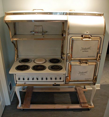 Vintage Electric Kitchen Stoves ~ Best images about cooktops and ranges on pinterest