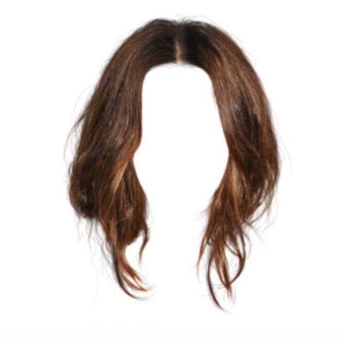Western Style Long Hair Brunette Pull Graphic Material Free Hair Styles Long Hair Styles Doll Hair