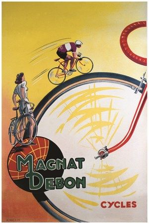 TITRE : Cycles Magnat Debon