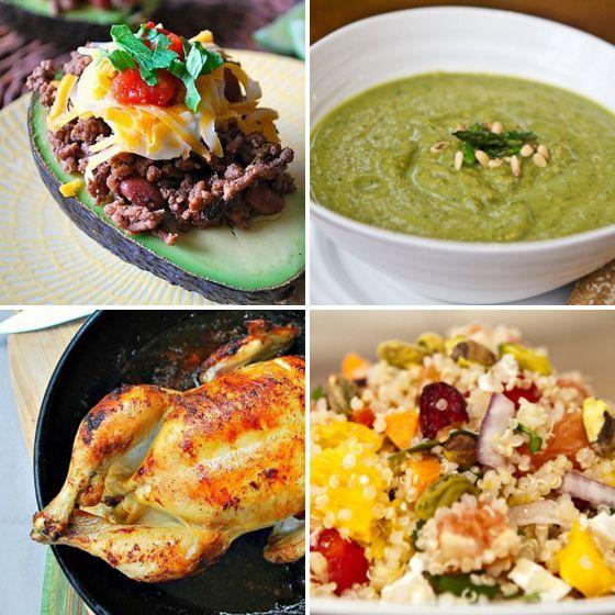 Gluten-Free Meals | 20 Glorious Gluten-Free Recipes