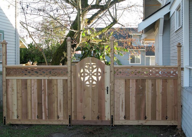 Privacy Fence Gate Ideas 46 best wooden fences images on pinterest | fence ideas, garden