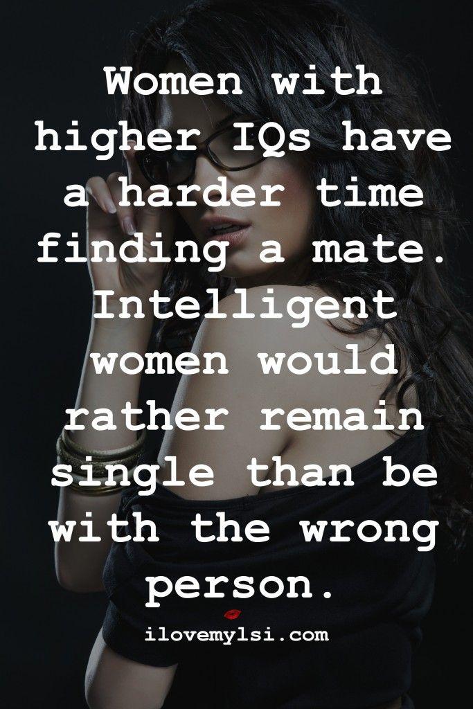 high intelligence dating