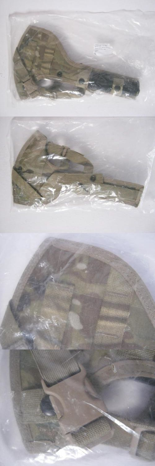 Camping Hatchets and Axes 75234: Sealed New U.S. Military Ontario Spax Sp-16 Survival Axe With Multicam Sheath -> BUY IT NOW ONLY: $74.02 on eBay!