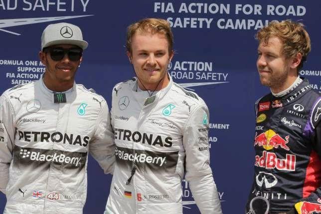 Blog Esportivo do Suiço: Rosberg crava a pole para GP do Canadá. Massa fica em 5º
