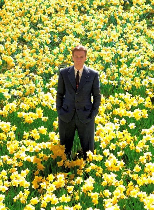 "Big Fish, 2003 By far my favourite scene from the movie!  ""Daffodils!? How did you get so many?"" ""I called everywhere in 5 states"""