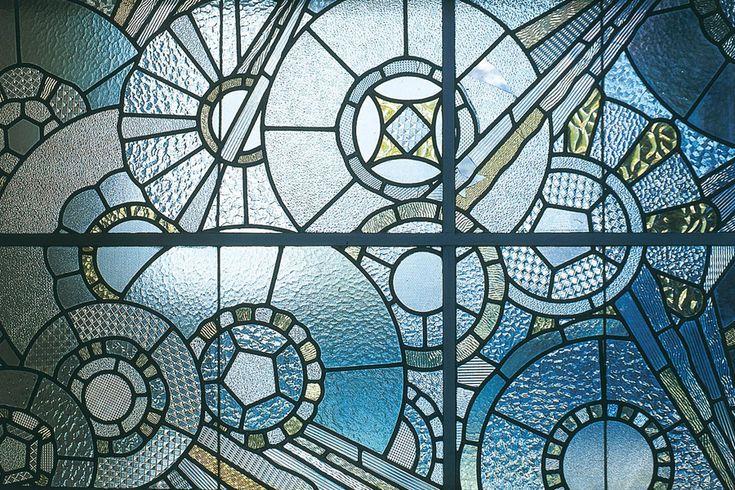 Les 25 meilleures id es concernant tiffany vitrail sur for Piscine la bulle saint quentin