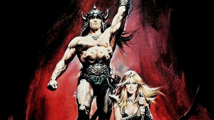Conan the Barbarian (1982) (instrumental version/ full soundtrack with i...