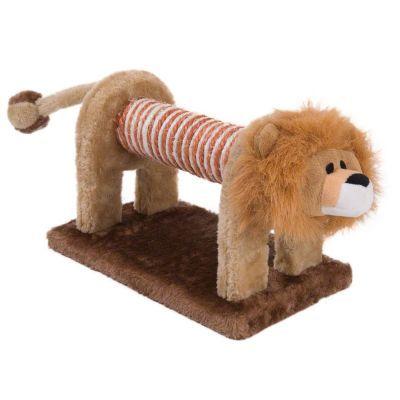 Lion Scratch Toy - 28 x 17 x 17 cm (L x W x H) £7.99