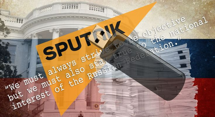 Yahoo News has obtained thousands of emails and documents from the Russian news agency Sputnik. The FBI is scrutinizing the documents in its investigation into whether the company is actually an agent of the Russian government.