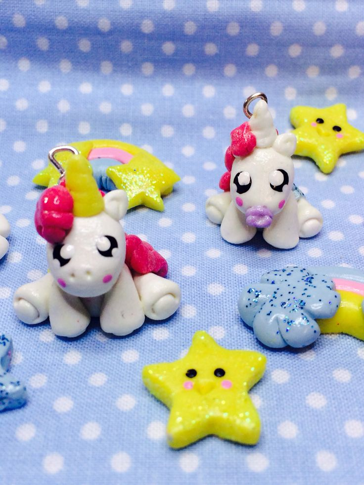 Baby unicorni si illuminano al buio