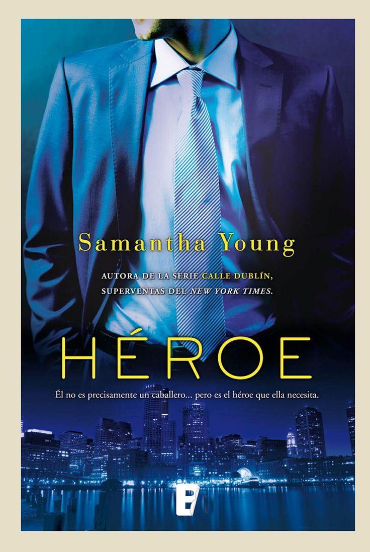 Héroe de Samantha Young , bonita historia